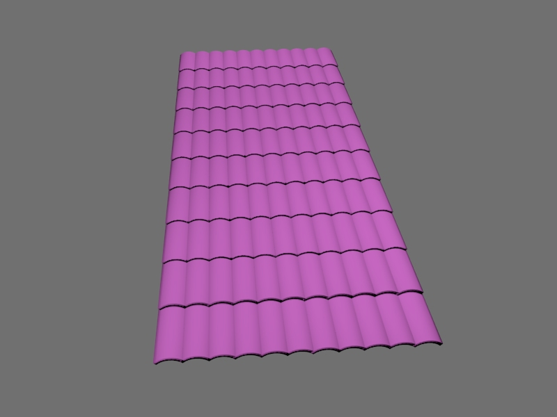 Making Roof Tiles